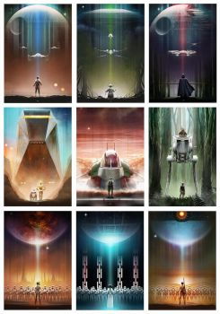 Star Wars: Perspectives by AndyFairhurst