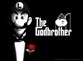 the Godbrother by Psychoshi