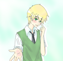 APH - D-Do you want to hold hand..? by Mi-chan4649
