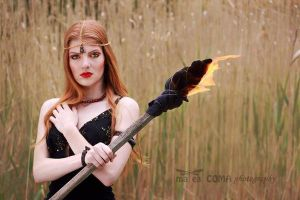 Fire Within by antoanette
