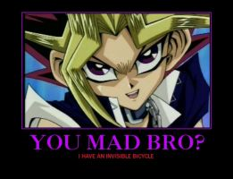 You mad bro? by CanadianGal11