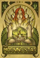 Four stars: The Morning Star by phrenan