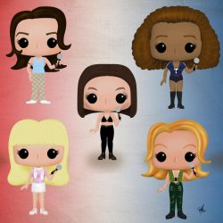 Spice Girls Funko Pop! - Mama by xerrife