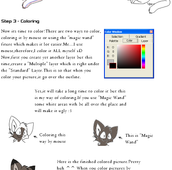 Open Canvas Tutorial :3 by koisnake
