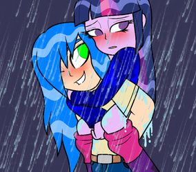 Soaked Love by Enderboy1908