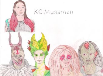 KC Mussman by MatthieuLacrosse
