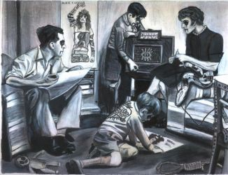 The effects of Alice Cooper by modastrid