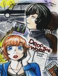 Degrassi: Drop The World by xMarzisme