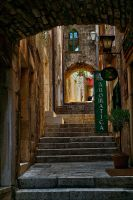 Streets  of  Korcula 2 by CitizenFresh