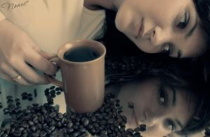 Love Coffee by Endervald