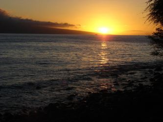 Lahaina Sunset by Geotripper