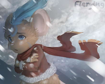 :Cold: [REMASTER] by Fierying