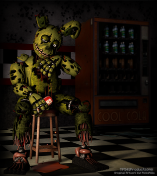 Leaking [SFM Remake] by TF541Productions