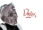 Doctor Who - Davros (Journey's End) by StrangeHumanCake