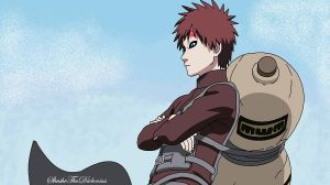Gaara - Distant by ShesheTheDiclonius