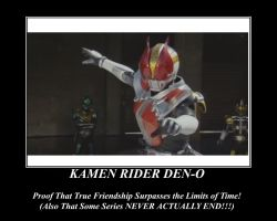 Proof of Kamen Rider Den-o by NeonGenesisGuyverIII