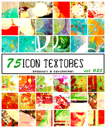 50textures Set25 Byspooky by spooky11