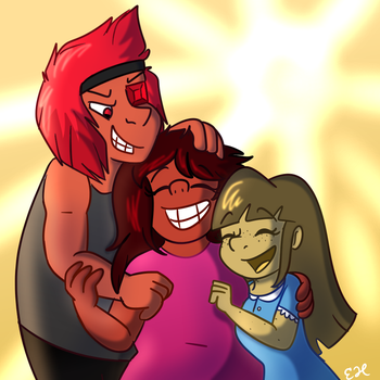 Sunny Gets Some Love (6) by Erudi