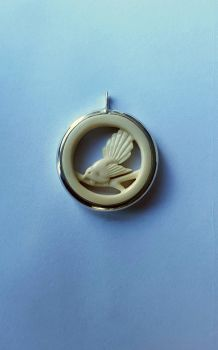 fantail pendant by savagewerx