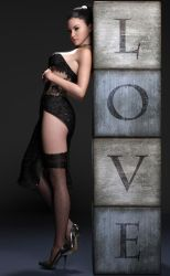 Fall in Love Outfit - 5 by johngate2014
