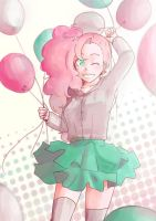 Balloons by RosioChika