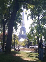 eiffel by simofever
