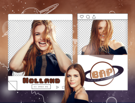 Pack Png 1446 // Holland Roden by BEAPANDA