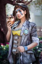 Handsome Jack genderbend Cosplay by Andivicosplay