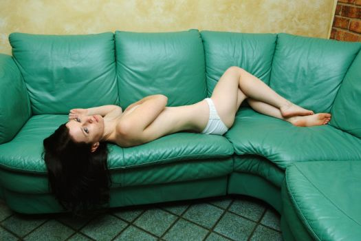 Emma - green lounge 3 by wildplaces