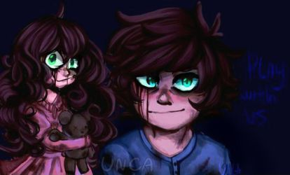 - Play With Us - Sally and Sam! by CamyWilliams9