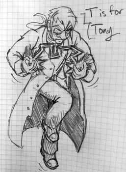 ACAC - Tony by NyQuilDreamer
