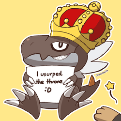 Tyrunt Shaming by Dragonith