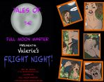 Valeries Fright Night Preview Poster by FullMoonMaster