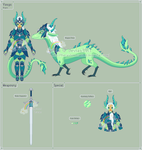 LoZ - Vanyu Reference by theRainbowOverlord
