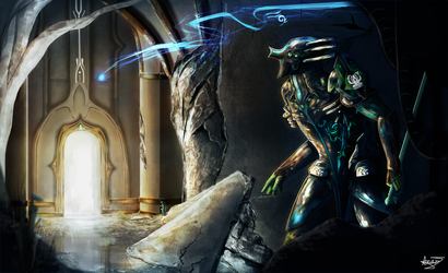 Warframe - In Search of Mandachord by Anavi-Ivy