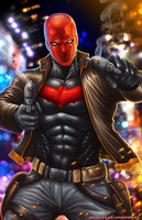 REDHOOD by johnbecaro