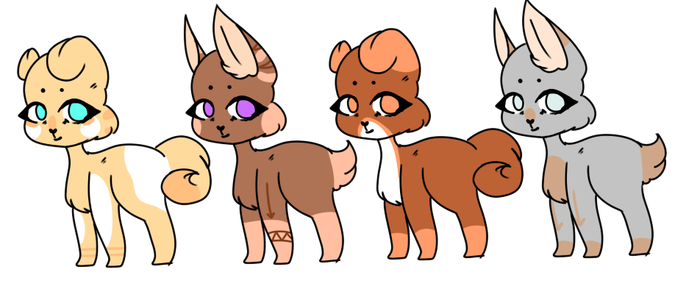 cheap adopts (OPEN) by tarinimo
