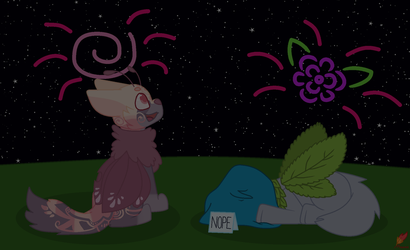 [PP] What A Beautiful Night!~ by PhoenixFromTheFire