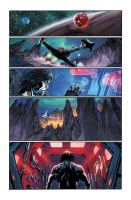 Lobo Annual p26 by BlondTheColorist
