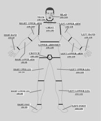 Ares Medical System Vol.1 Advanced Medical Chart by Commander-Fillmore