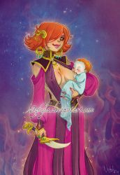 +WoW+ The Mother by Nephyla