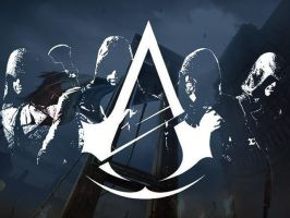 Assassin's Creed Unity - Brotherhood return by Design-By-Humans
