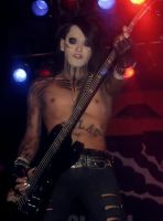 Ashley Purdy AP Tour 2011 by DasilvaIllustrations