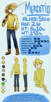 RC:OCT Shio- Extended Ref by MischiefJoKeR