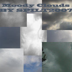 Moody Clouds by spilt2007