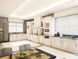Kitchen by kasrawy