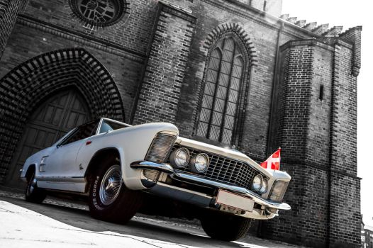 Classic car cult by Silcet