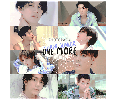 [PHOTOPACK]SUPER JUNIOR - ONE MORE TIME by NeverlandKorea