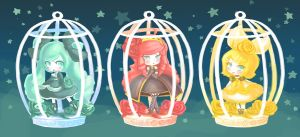 Twinkle Night Canterella by maocha