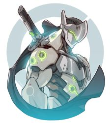 Genji Commission by edwinhuang